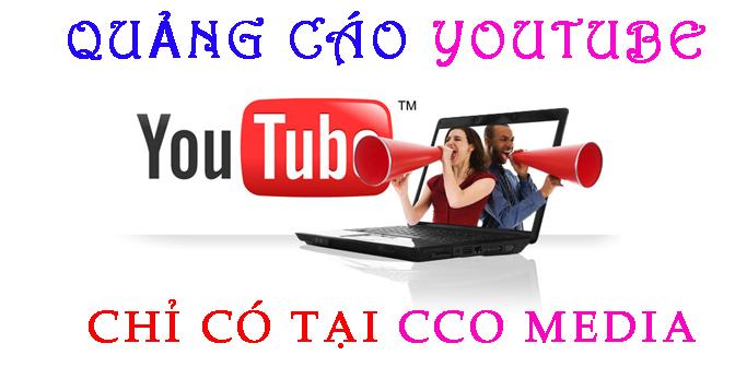 Dịch vụ quảng cáo video youtube tại cco media