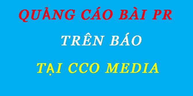 Dịch vụ quảng cáo bài PR trên báo mạng