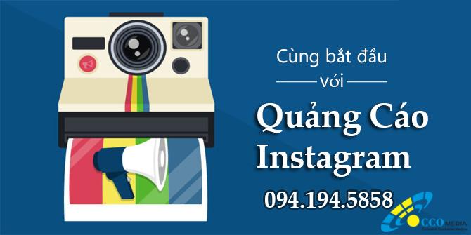 Quảng cáo Instagram giá rẻ