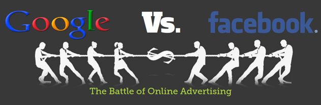 Quảng cáo facebok vs quảng cáo Google